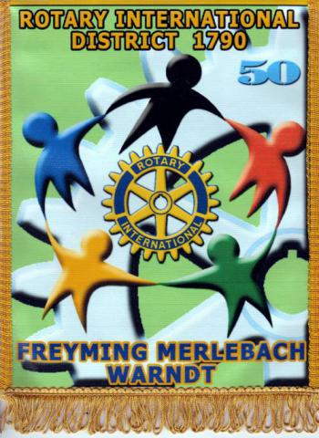 Blason de Freyming - Merlebach - Warndt